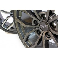 "Racingline R360 Alloy Wheel - Gunmetal 19"" X 8.5"""