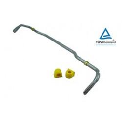 Whiteline Rear Sway bar - 24mm X heavy duty blade adjustable