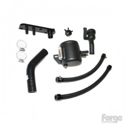 Forge Oil Catch Tank System for 2.0 Litre FSi Vehicles with a Charcoal Filter Installed