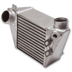 VW Golf and SEAT Leon 1.8T Alloy Side Mount Intercooler