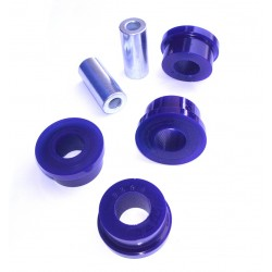 SuperPro Polyurethane Front Front Control Arm Bush Kit - Caster Increase