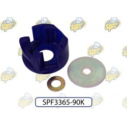 SuperPro Polyurethane Front Lower Engine Torque Arm Insert Kit