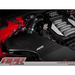 APR Carbonio B8/B8.5 3.2/4.2L FSI/3.0 TDI Carbon Fiber Intake System