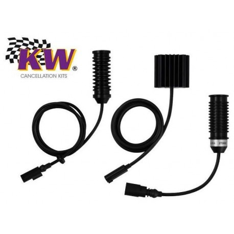 KW Electronic Damping Cancellation Kit - Volkswagen Scirocco