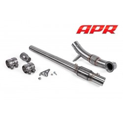 APR Cast Downpipe Exhaust System for the FWD 1.8T/2.0T Gen 3
