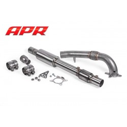 APR Cast Downpipe Exhaust System for the AWD 1.8T/2.0T