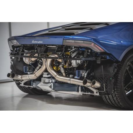 Dime Racing Audi R8 Lamborghini Huracán Vendetta Twin Turbo Package