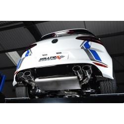 Milltek Exhaust - Volkswagen Golf Mk7 'R'