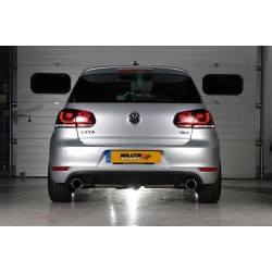 Milltek Cat-Back Exhaust For Mk6 Golf GTI 2.0TSI (210PS)
