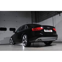 Milltek Exhaust for Audi A4 2.0 TDi B8 140PS / 177PS (2WD & Quattro) Saloon & Avant