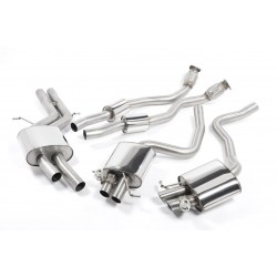 Milltek Audi RS5 Coupe Resonated (EC Approved) Cat-back System
