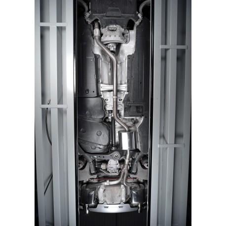 Milltek Cat-Back Exhaust For Q5 2.0 TFSI Quattro