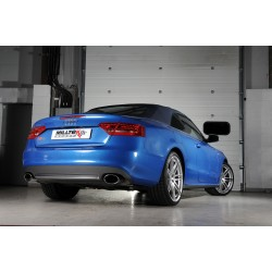 Milltek Audi S5 Cabriolet 3.0 TFSI quattro S tronic Cat-back 5