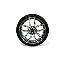 Racingline R360 Alloy Wheel - Silver - 19'' x 8.5'' ET44