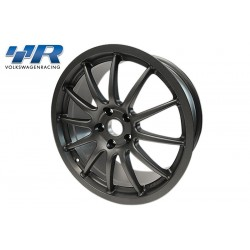 Racingline 8.5'' x 19'' Alloy Wheels - Satin Graphite Grey - ET45