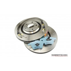 Front Brake Combo Upgrade Kit - Vehicles Fitted with 345mm OE Discs (COMBO1)
