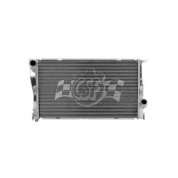 CSF RACE RADIATOR FOR 2011+ BMW 1 SERIES M, 08-11 BMW 135I, 07-11 BMW 335 MANUAL TRANSMISSIONS ONLY