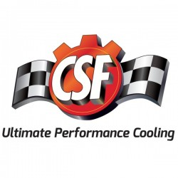 CSF RACE RADIATOR FOR BMW E46 M3 TRIPLE PASS RADIATOR