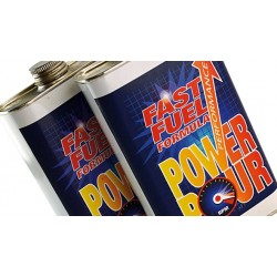 POWER POUR FUEL ADDITIVE. DETONATION SUPPRESSANT