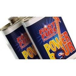 POWER POUR FUEL ADDITIVE. DETONATION SUPPRESSANT
