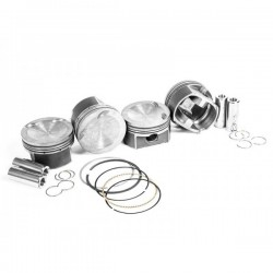 INTEGRATED ENGINEERING SPEC 82.5MM MAHLE PISTON SET FOR MQB GEN 3 TSI (GOLF 7 GTI, R ETC)
