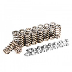 INTEGRATED ENGINEERING VALVE SPRING & TITANIUM RETAINER KIT FOR MQB GEN 3 TSI EA888 (GOLF 7 GTI, R, 8V S3, LEON CUPRA ETC)