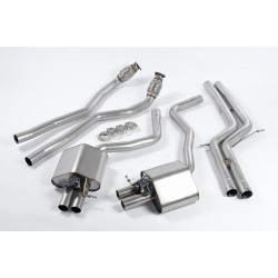 Milltek Audi RS6 (C7 + C7.5) 4.0TFSI quattro Cat-back Exhaust