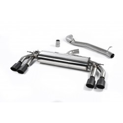 Milltek Cat-Back Exhaust System - Audi TT-S 2.0TFSI
